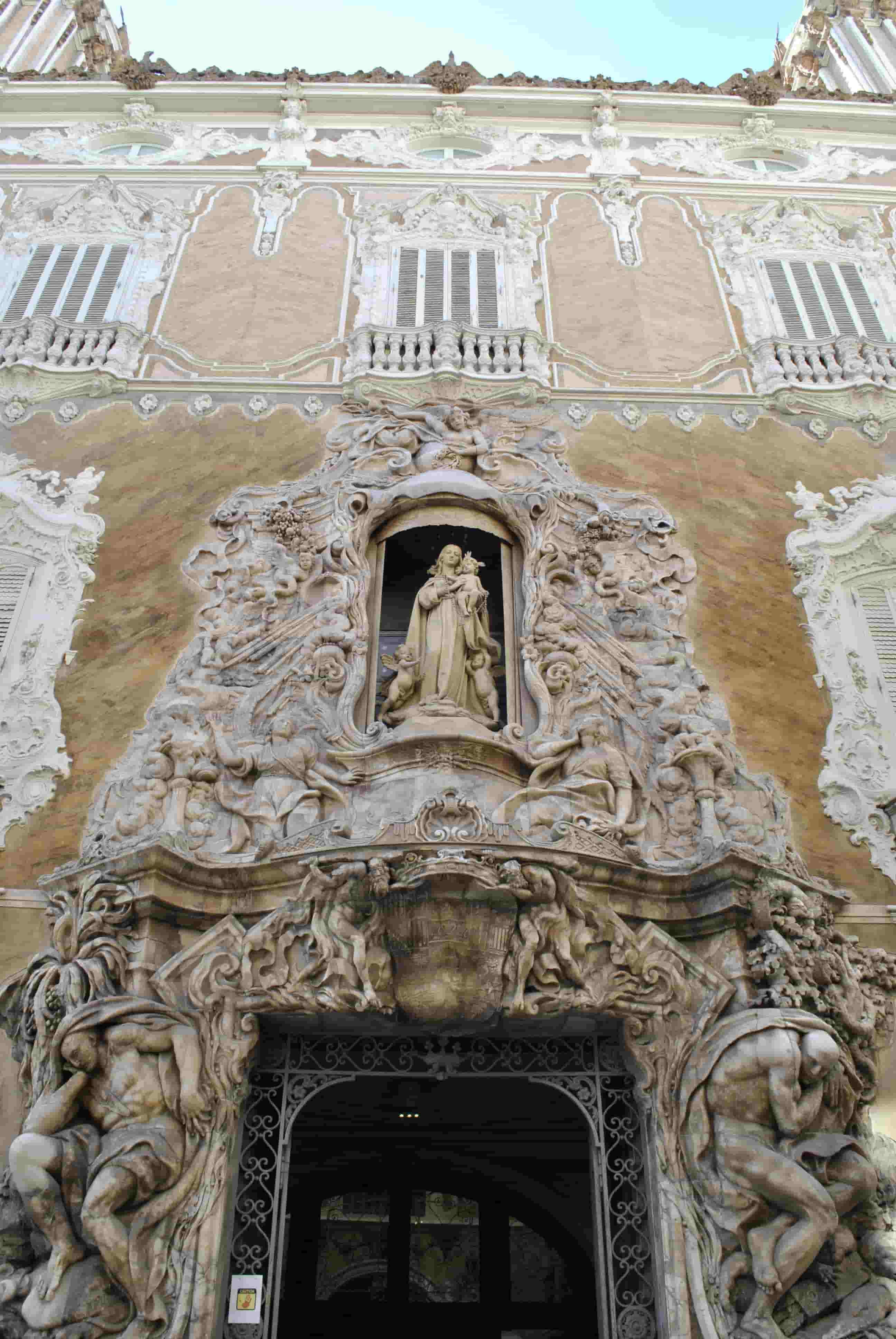 El palacio del marqués de dos aguas. Las mejores visitas de Valencia.