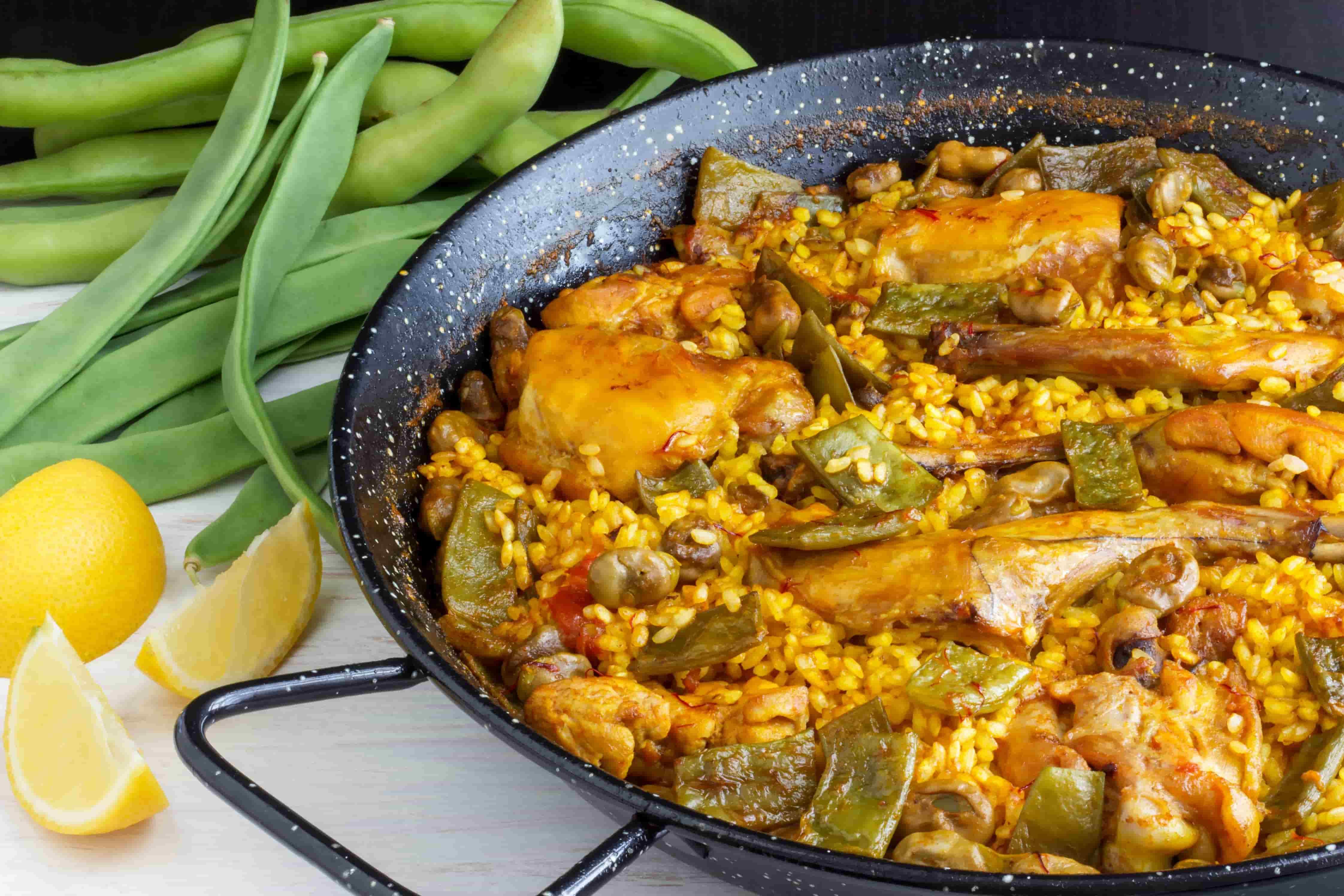 Paella, Cooking, il tour più saporito.