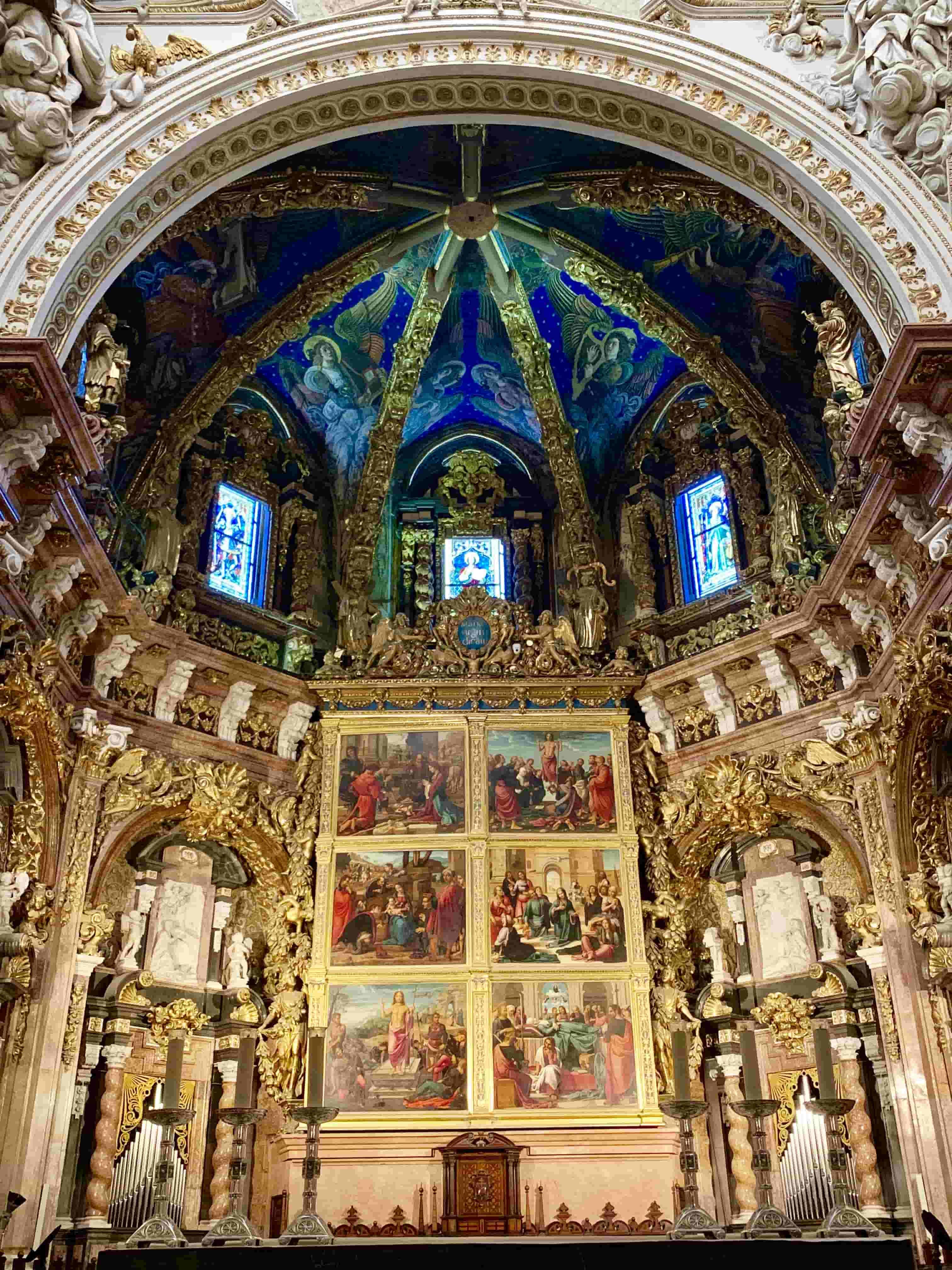 Visita per il centro storico di Valencia