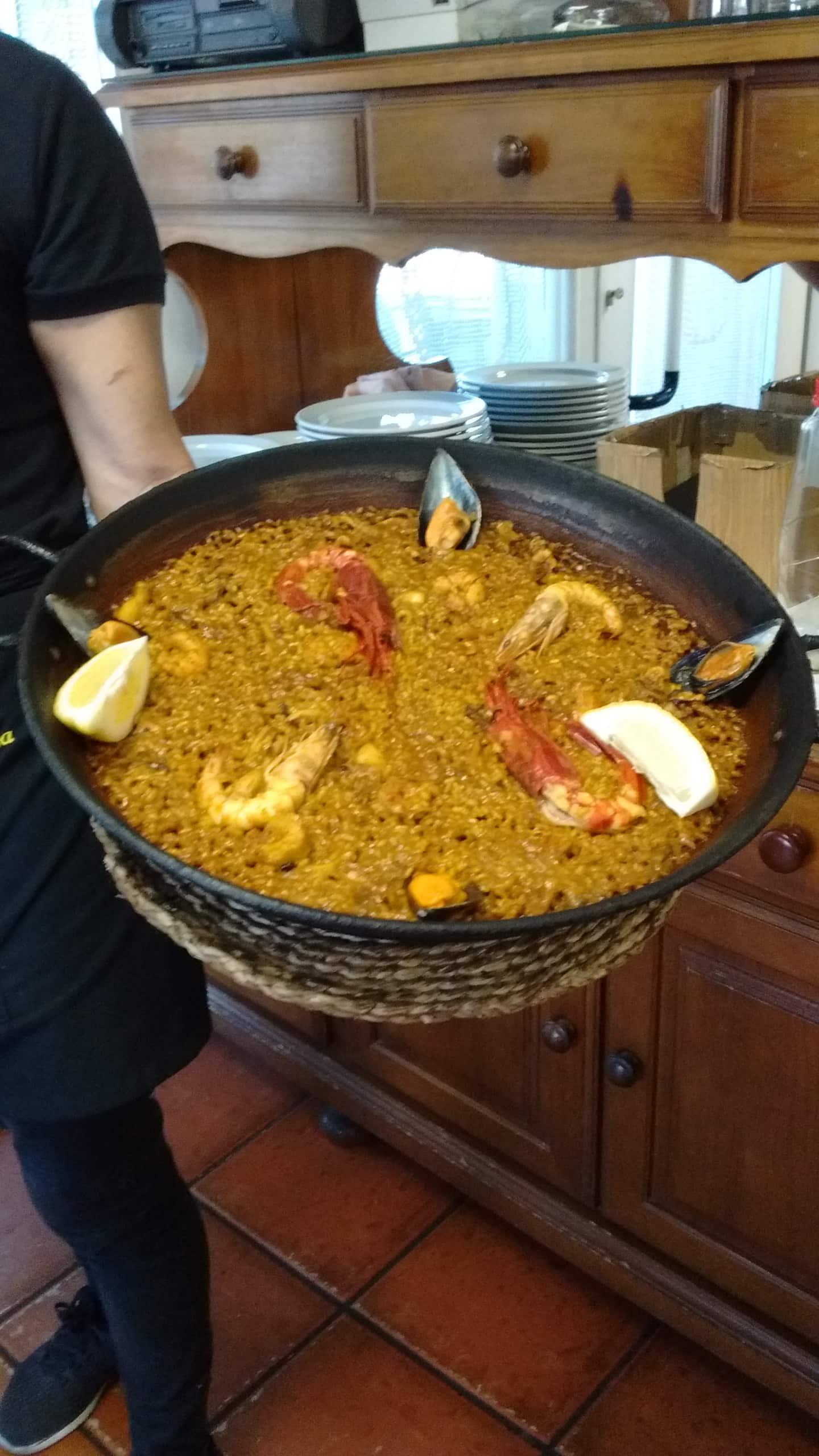 Paella Cooking Tour Valencia. The more famous tour.
