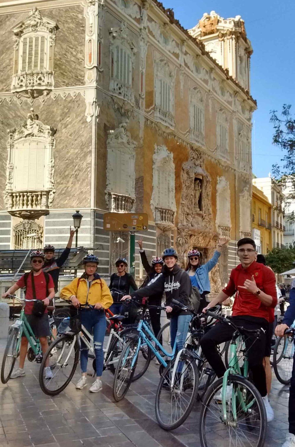 Bike e segway tour.